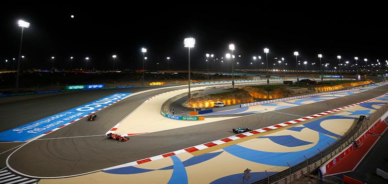 FORMULA 1 GRAN PREMIO DE BAHRAIN 2021